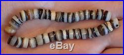 35 Ancient Tiny Rare Dzi Agate Beads Lot, 2000+ Years Old, 6-7mm, #A5168