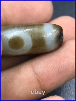 Ancient Old one eyes Dzi agate beads from Afghanistan pre-1700 old old but new