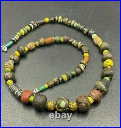 Dzi Old Beds Ancient Antique Trade cultural Trible Gabri Roman Glass beads